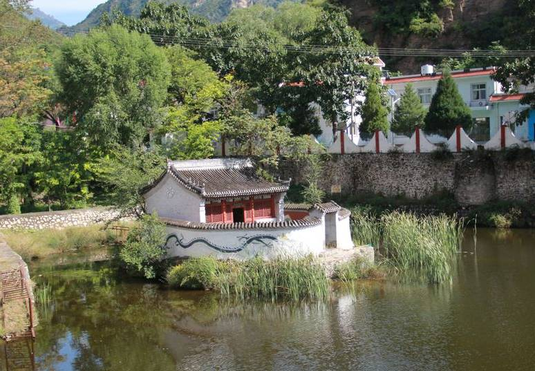 蒲洼龙王庙
